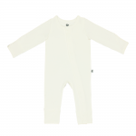 Natural Undyed Bamboo Baby Grow