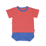 Coral Bamboo Body   T-Shirt
