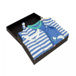 Gift Set 02 – Blanket + Hat + Baby Grow + Body T shirt + Applique T shirt + Legging